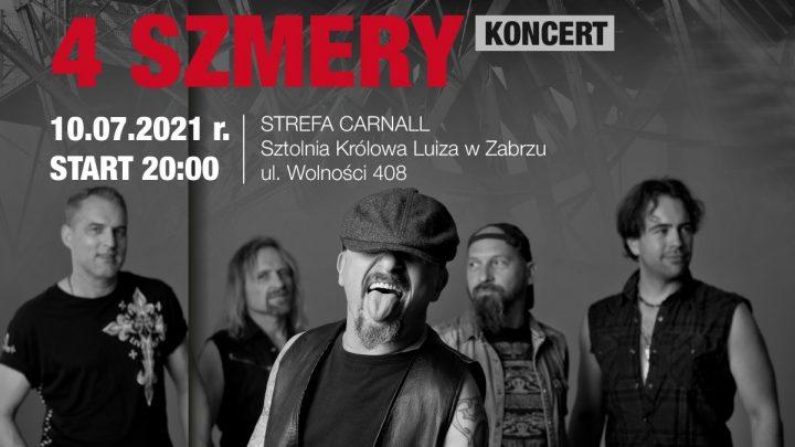 "Carnall Festival – koncert zespołu ""4 Szmery"""