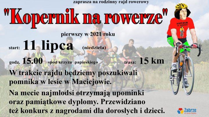 Kopernik na rowerze – pierwszy w 2001 roku