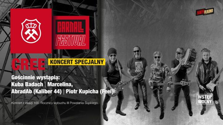 Carnall Festivall – koncert specjalny