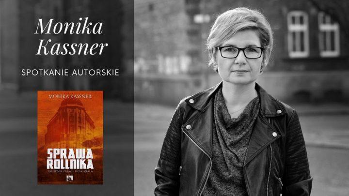 Spotkanie autorskie z Moniką Kassner