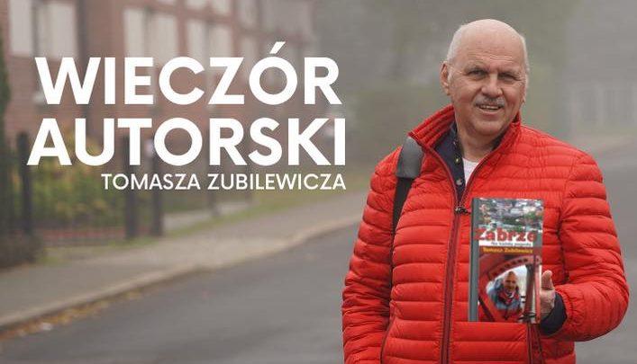 Wieczór Autorski – Tomasz Zubilewicz