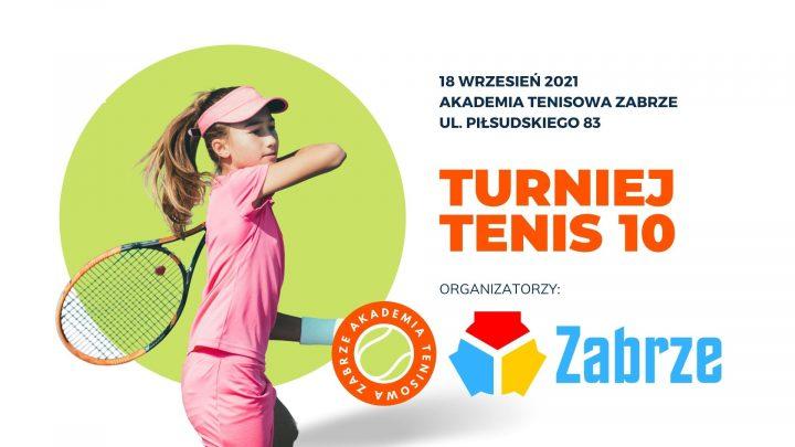 Turniej Tenis 10 w Akademii Tenisowej Zabrze