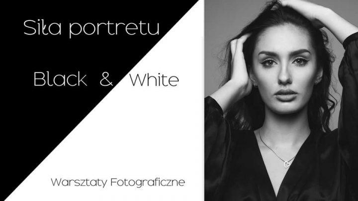 Portret w czerni i bieli – warsztaty fotograficzne