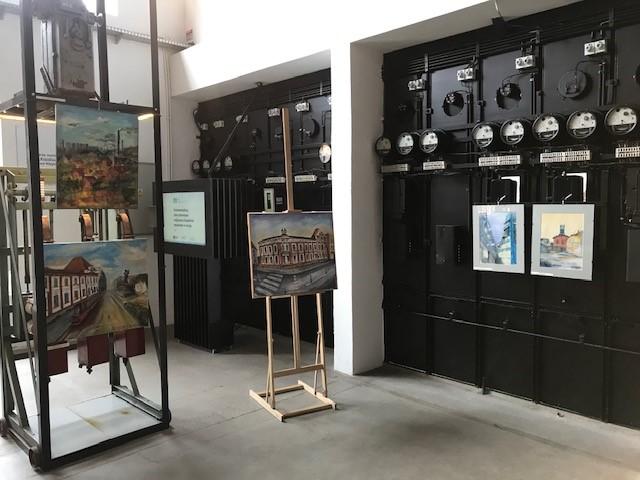"""Wystawa """"Obiekty Muzeum Górnictwa Węglowego w Zabrzu"""""""