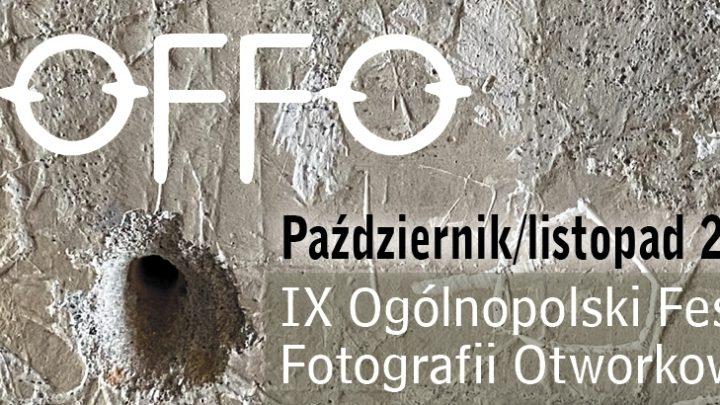 IX Ogólnopolski Festiwal Fotografii Otworkowej – OFFO 2021 – wystawa fotografii Dawida Rycąbla i Jakuba Kaszuby